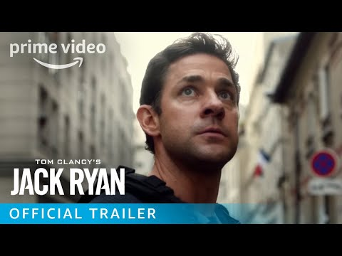 Tom Clancy's Jack Ryan Season 1 - Official Trailer   Prime Video