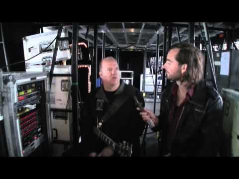 James Hetfield, Metallica - Gear Run (Fængslet, Horsens)