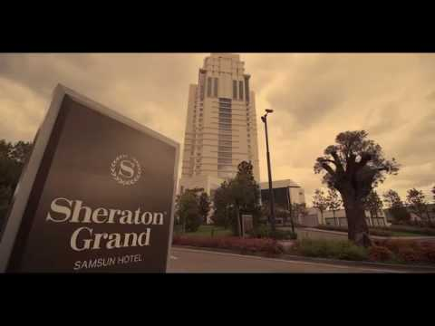 SHERATON GRAND SAMSUN HOTEL EMPLOYEE MOTIVATION VIDEOCLIP UPTOWN FUNK