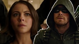 "Arrow Season 4 Episode 22 ""Lost in The Flood"" Review and Easter Eggs!"
