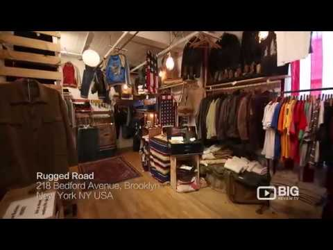 Rugged Road Vintage Clothing Store in New York for Menswear