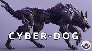 Cyber Dog - Dark Cyberpunk and Dark Synthwave Mix