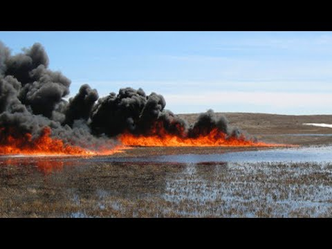 Oil Spills Erupt In North Dakota, Public Kept In Dark