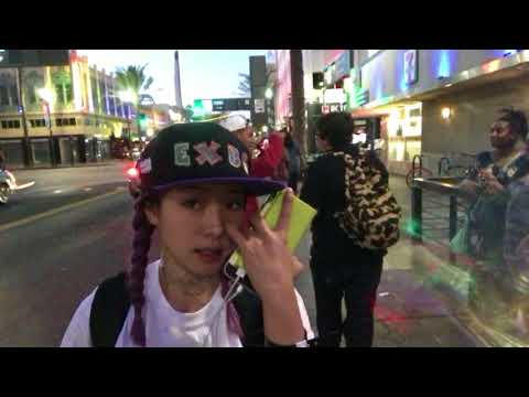 2nd street Long Beach with Andy Milonakis