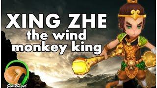 SUMMONERS WAR : Xing Zhe the Wind Monkey King - Gameplay Spotlight