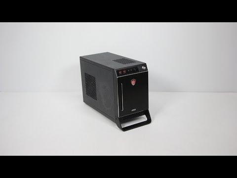видео: Видео обзор игрового компьютера msi nightblade