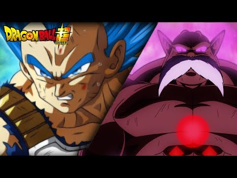 Vegeta Defeats Toppo God Form Dragon Ball Super Tournament of Power | DBS Episode 126-127 Spoilers