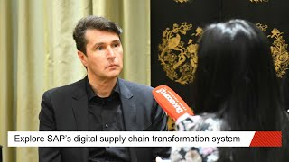 Explore SAP's digital supply chain