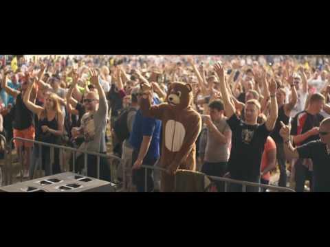 DJ Wout at Summerfestival 2016