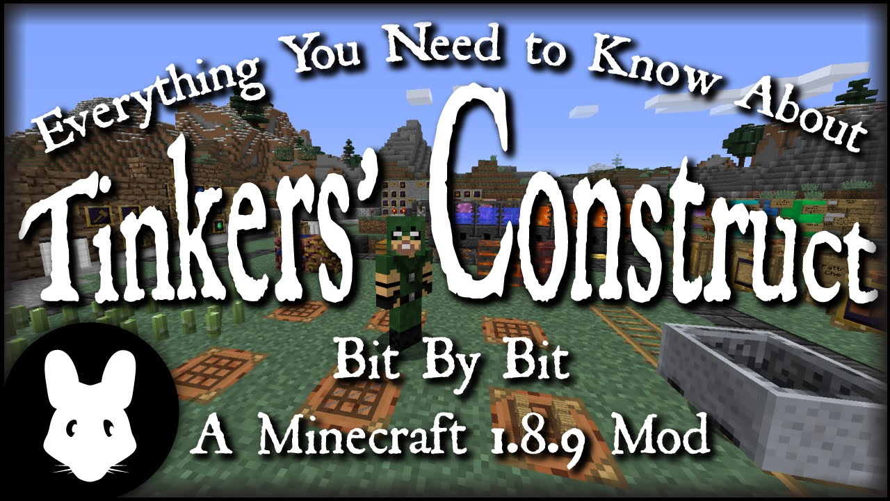 Tinkers' Construct 2 - Minecraft Mods - Mapping and Modding