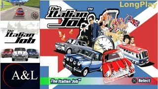 The Italian Job - Playstation Longplay
