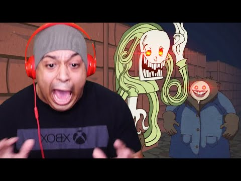 SCARED FOR MY LIFE!! [4 SCARY GAMES]