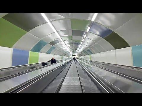 Тбилисский метрополитен. The metro in Tbilisi. English subtitles. I dedicate to my father