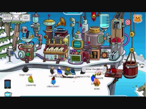 Club Penguin Wilderness Expedition