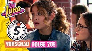 5 Minuten Vorschau - SOY LUNA Folge 209 || Disney Channel