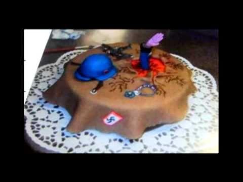 Nazi Hitler Cake Sparks Outrage