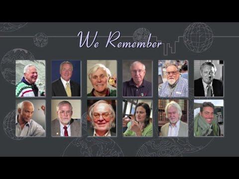AbSciCon 2015 - Astrobiology Memorial Presentation