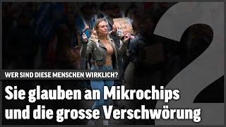 Sie glauben an Mikrochips und Verschwörungstheorien | Undercover | S3 E2