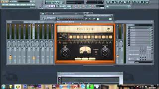 fl studio 10 11 tutorial how to make your 808 s in key