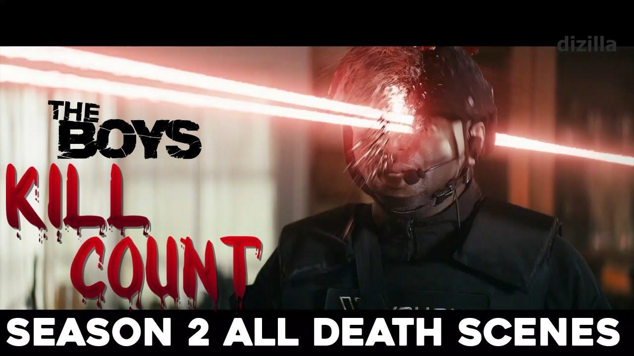 Download The Boys Season 2 All Deaths (The Boys Kill Count)