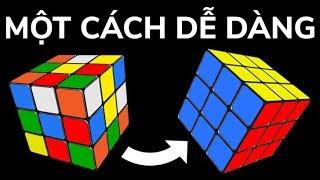 Hướng dẫn cách giải khối Rubik 3x3 nhanh nhất và đơn giản nhất