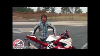 Prueba MotoRattack Bimota DB7