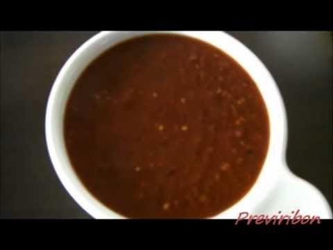 Salsa Roja Con Chile De Arbol Video 69