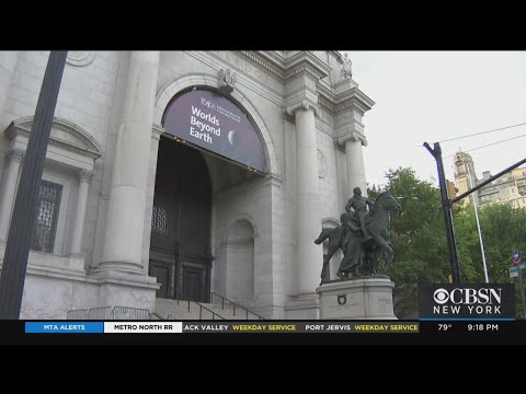 American Museum Of Natural History Planning September Opening
