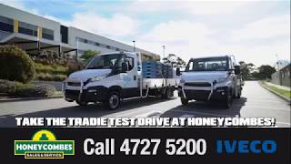 Serious about a test drive with IVECO? Call us on 4727 5200 today