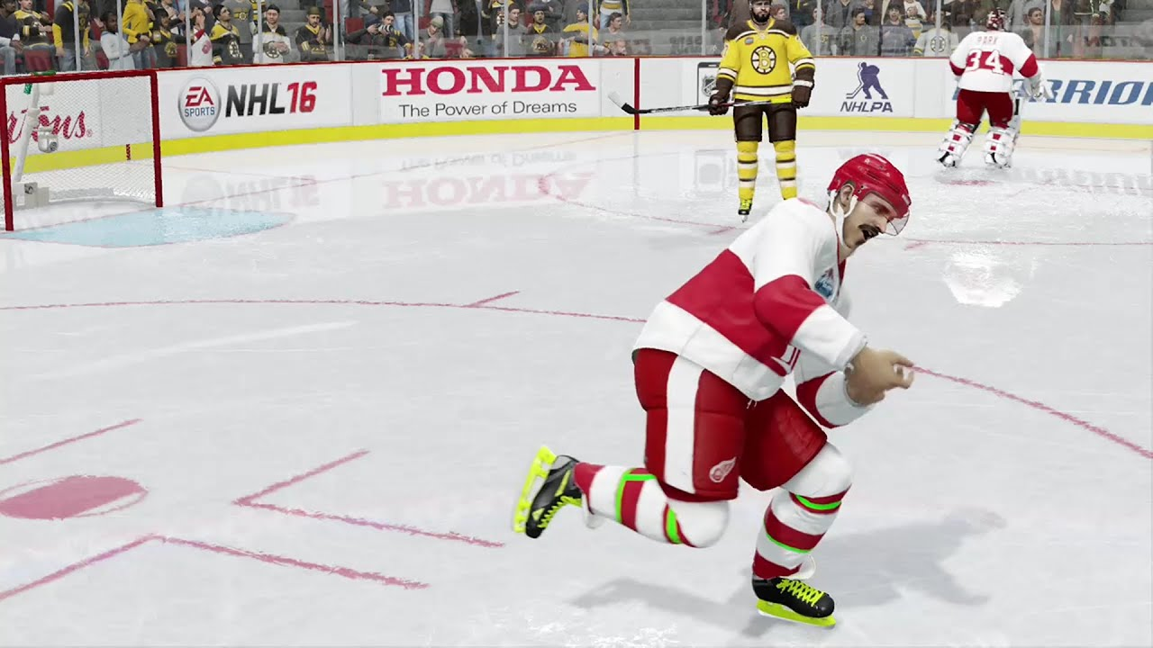 how to start a fight in nhl 16