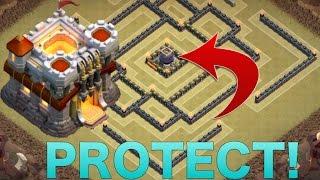 Clash of Clans - BEST Town Hall 11 (TH11) Dark Elixir Farming Base