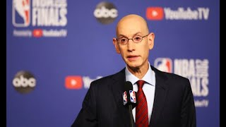 Adam Silver, the comeback of the NBA regular season and starting the 2020-2021 season late