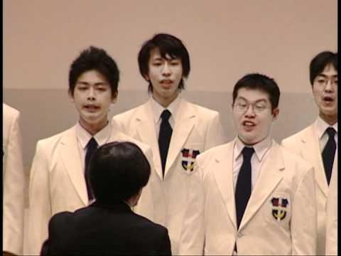 Alfvén 男声合唱曲集 関西学院グ...