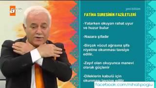 Fatiha Suresinin Faziletleri