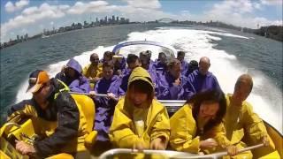 Thunder Jet Boat Sydney Harbour
