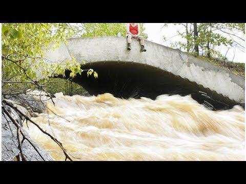 Warning issued to watch creek levels in Okanagan-Similkameen