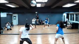 Jessie J ft. 2 Chainz Burnin' Up Dance Choreography