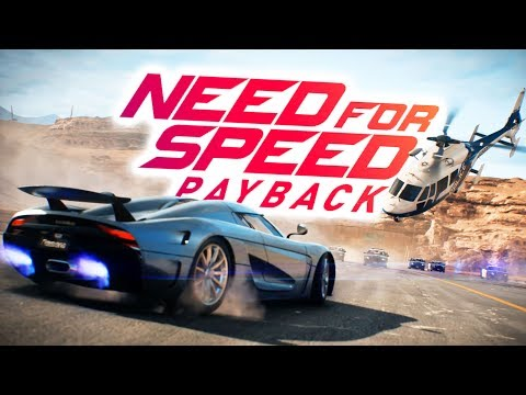 Thumbnail: NEED FOR SPEED PAYBACK GAMEPLAY | EA PLAY 2017