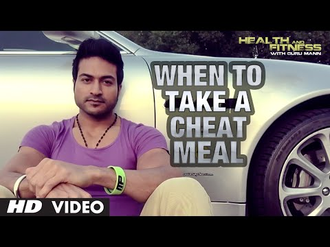 "The right way to use ""CHEAT MEALS"" 