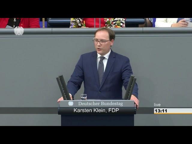Rede zum Haushalt des Wirtschaftsminister Peter Altmaier am 17.05.18