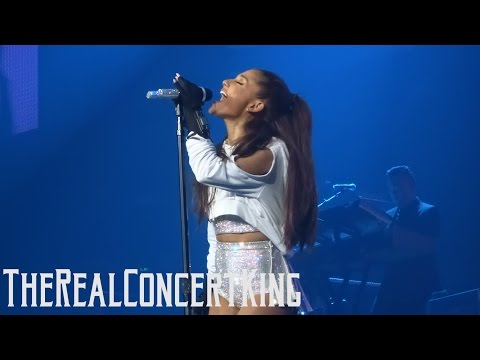 "Ariana Grande - Mimu Gloves And ""Why Try"" (Live In Anaheim 4-10-15)"