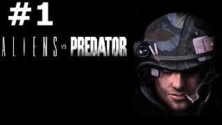 Alien Vs Predator 2010 - Campagna Marine - Let