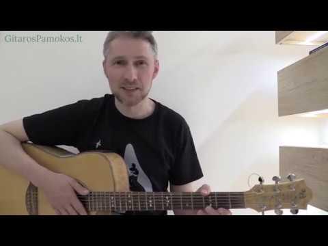 Lund - Broken_GitarosPamokos