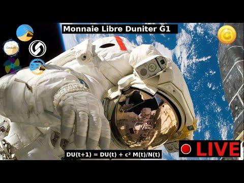 Live Monnaie Libre Duniter Ğ1