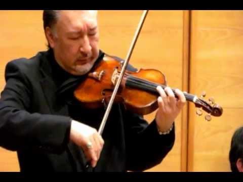 Meditation de Thais タイスの瞑想曲 Violin 篠崎史紀
