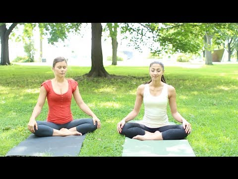 How to De-Stress Yourself - GetFitWithLeyla