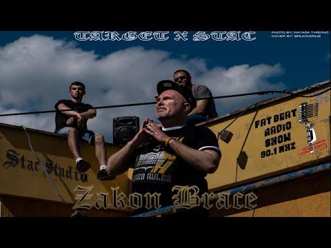 Target x Stac - Zakon Braće   ( Official video)