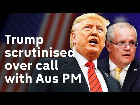 Trump pressed Australian PM for help over Mueller probe