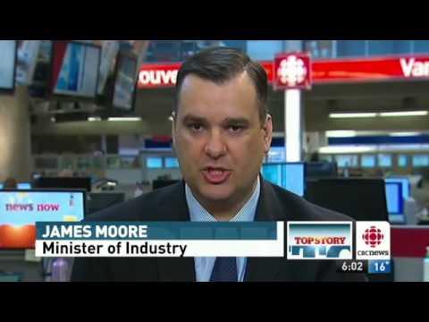CBC Toronto Segment on Over-the-Air (OTA) HD Antenna