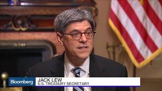 Jack Lew: Dodd-Frank Results in Safer, Sounder System